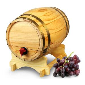 Trätunna för Vin - 5 liter