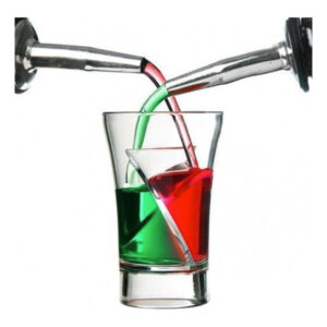 Twister Shotglas - 5-pack