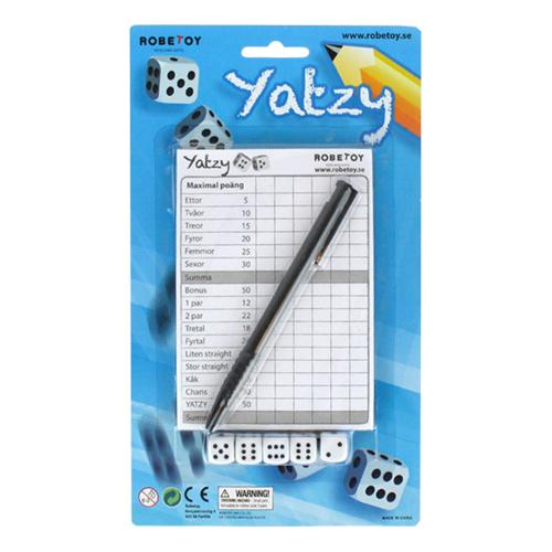 Yatzy Resespel
