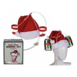 Ölhjälm Santa Claus - One size