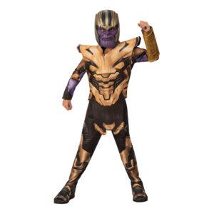 Avengers 4 Thanos Barn Maskeraddräkt - Large