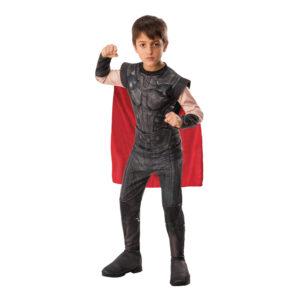 Avengers 4 Thor Barn Maskeraddräkt - Large