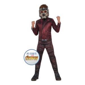 Avengers Star Lord Barn Maskeraddräkt - Large