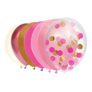 Ballonger Rosa Mix