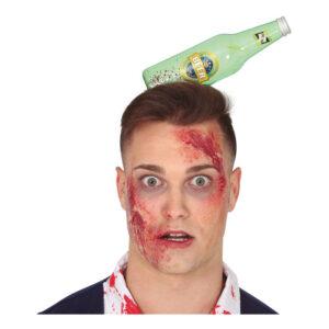 Ölflaska i Huvudet Diadem - One size