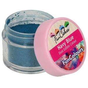 Ätbar Pulverfärg Navy Blue