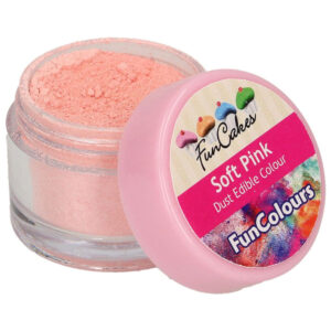 Ätbar Pulverfärg Soft Pink