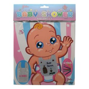 Baby Shower Gör-Din-Egen-Haklapp