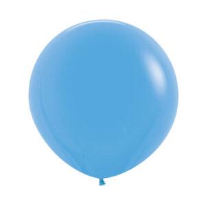 Ballong, Jumbo blå 90 cm