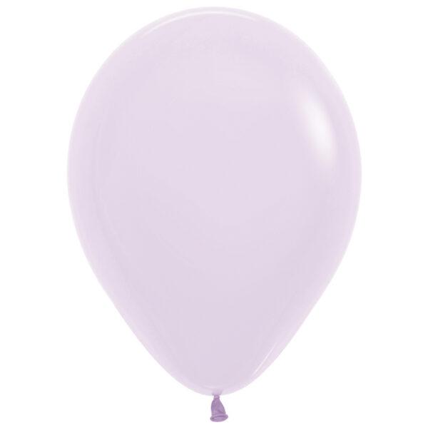 Ballong lösvikt, pastellila