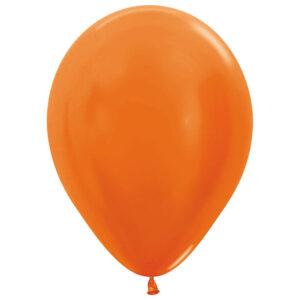 Ballong lösvikt, satin orange