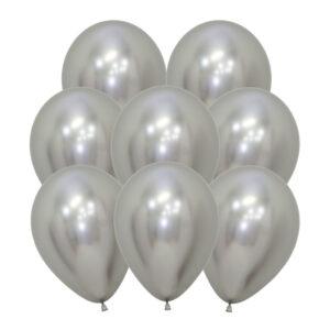 Ballonger, reflex silver 10 st