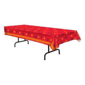 Bordsduk Asiatisk - 54 x 108 inch