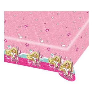 Bordsduk Barbie Popstar