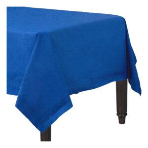 Bordsduk Papper Blå
