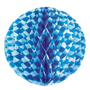 Dekrationsboll Bayersk Blå