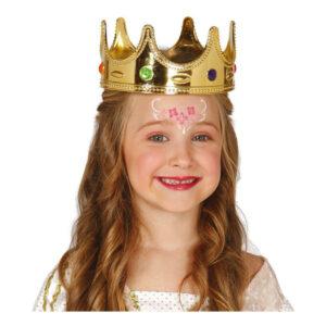 Drottningkrona för Barn - One size