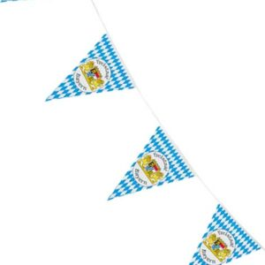 Flaggirlang oktoberfest 10 m