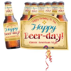 Folieballong, Happy beer-day