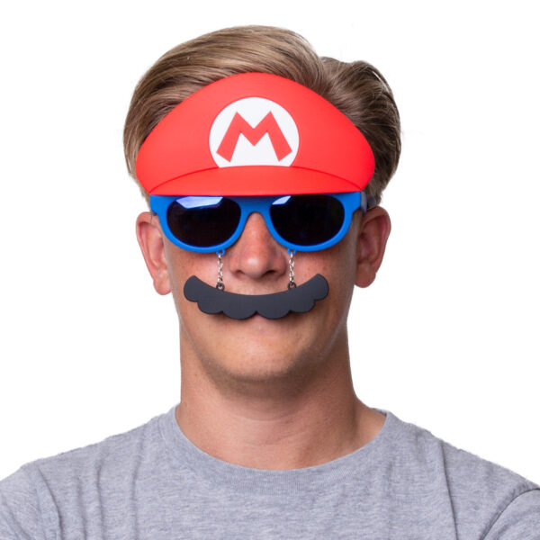 Glasögon, Mario