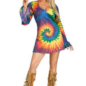 Hippieklänning
