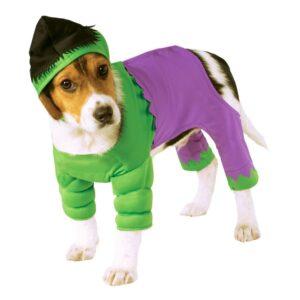 Hulken Hund Maskeraddräkt - Small