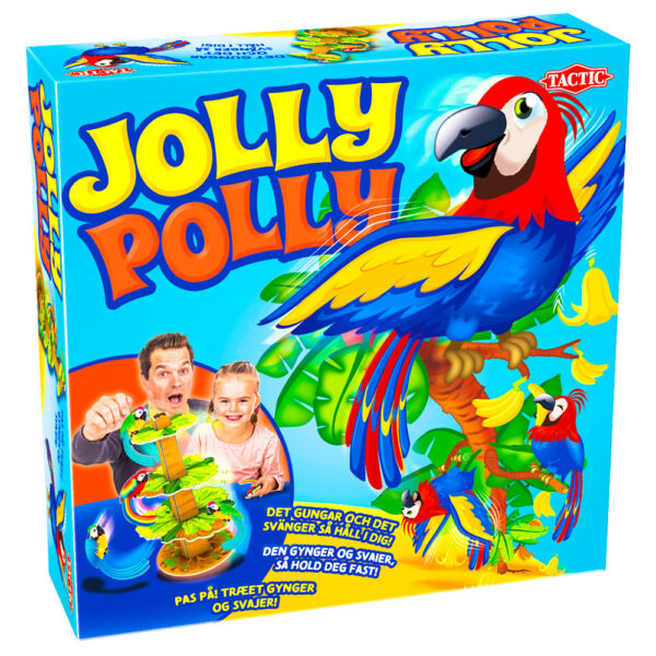 Jolly Polly Spel