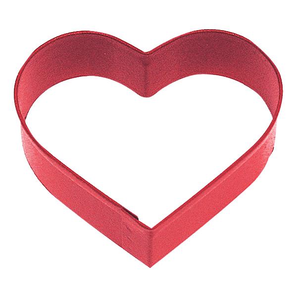 Kakform Hjärta Litet - 1-pack