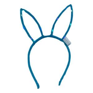 Kaninöron LED - Blå