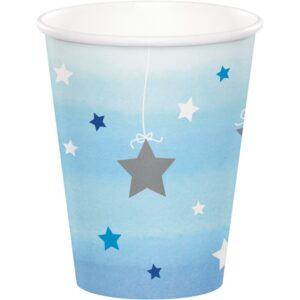 Little Blue Star Pappersmuggar
