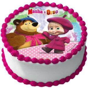 Masha och Björnen Tårtoblat A