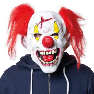 Mask, skrattande clown