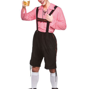 Oktoberfest Party Guy Maskeraddräkt (Small)