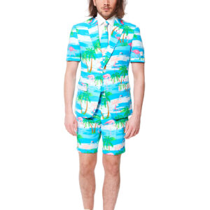 Opposuit, Mr Flaminguy med shorts -48