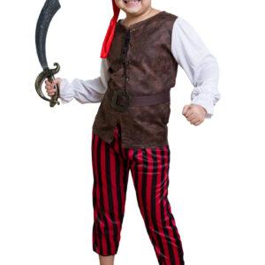 Pirat pojke, L