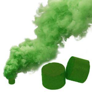 Rökpellets-Grön