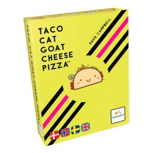 Taco Cat Goat Cheese Pizza Spel - Nordiska