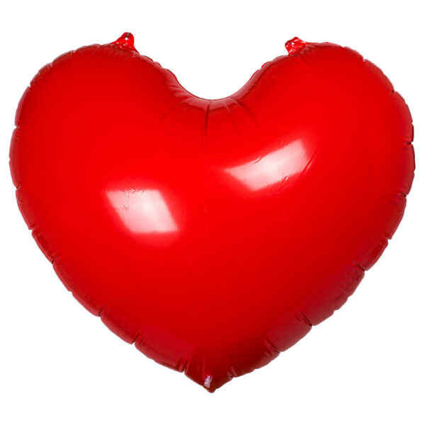 Uppblåsbart Hjärta