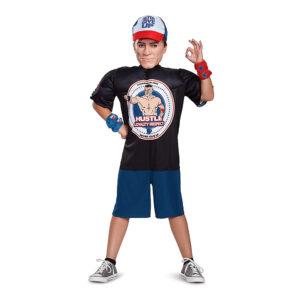 WWE John Cena Barn Maskeraddräkt - Medium