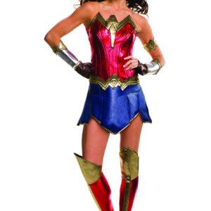 Wonder woman, deluxe-S
