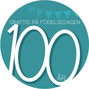 100 år grön