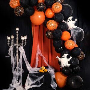 Ballongbåge Halloween