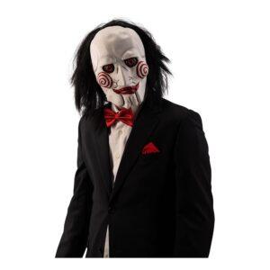 Billy Mask med Hår - One size