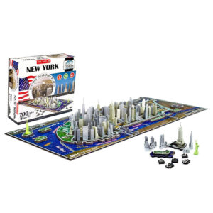 Cityscape 4D New York Pussel