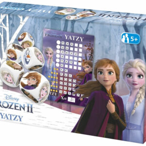 Disney Frozen 2 Yatzy