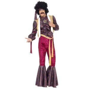Dräkt, 70-tals psykedelisk rockare-M