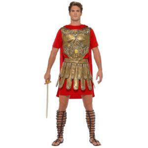 Dräkt, gladiator-L