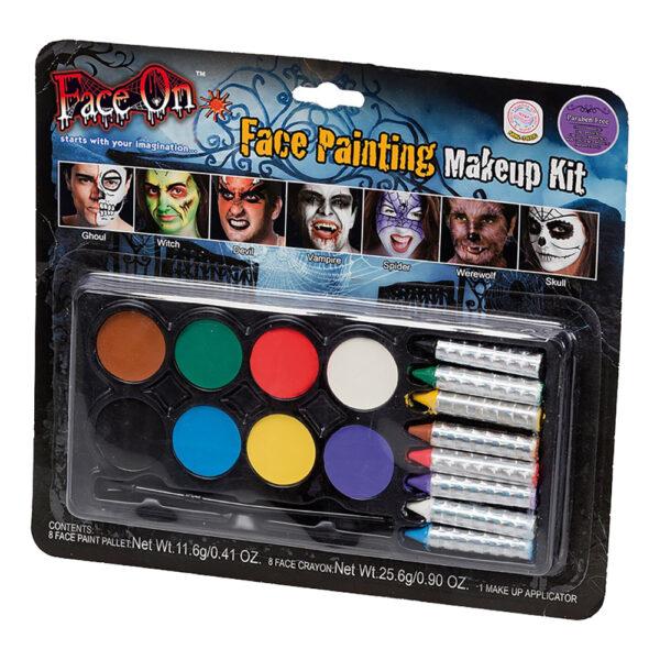FaceOn Ansiktsfärg Sminkset