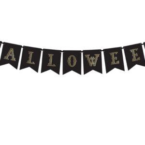 Flaggbanner Halloween