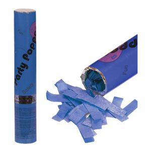 Konfettikanon - Blå
